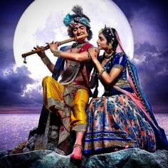 Why did Lord Krishna marry Rukmini, when he was in love with Radha? Radha Krishna Songs, Radha Krishna Love Quotes, Baby Krishna, Cute Krishna, Lord Krishna Images, Radha Krishna Pictures, Krishna Photos, Krishna Art, Krishna Lila