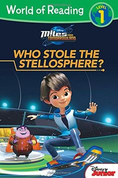 Bought. $3.99     World of Reading: Miles From Tomorrowland Who Stole the Stellosphere?: Level 1 by Disney Book Group http://www.amazon.com/dp/1484716108/ref=cm_sw_r_pi_dp_yjChwb1ARMDZ3