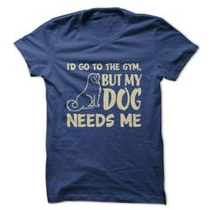 I need this shirt sounds like an excuse but some days this is just the way it is ... I  wanna go so bad but I know that will mean they sit in the crate for a few extra hours. Ugh.. mommy guilt even extends to the animals. I have not been able to get to the gym as often since I got them... they are my fur babies after all  #gymlife #fitmom #pitbull #pitbullsofig #pitbullsofinstagram #nannydog #americasdog #dontbullymybreed #fitness#fitfam #pitmom#weights##dogshirt by sherrycap #lacyandpaws