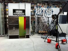 Fotoautomat at Studio 7L / Chanel #photobooth #photomaton #chanel