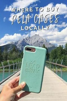 Where to Buy Pela Cases Locally Iphone Secrets, Iphone 9, Ocean Colors, Fun Diy Crafts, Old Phone, Green Materials, Beautiful Ocean, Cool Phone Cases, Green Life