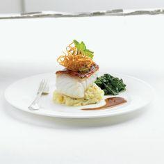 BBQ Glazed Chilean Sea Bass Recipe from Celebrity Cruises Main Restaurant