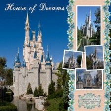 MouseScrappers - Disney Scrapbooking Gallery