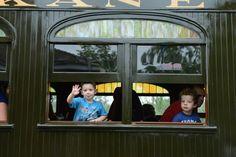 Grandparents Grand Train Excursion Snoqualmie, Washington  #Kids #Events
