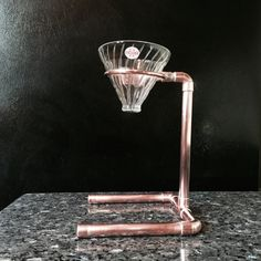 Hey, I found this really awesome Etsy listing at https://www.etsy.com/listing/228569592/industrial-pour-over-coffee-stand-drip