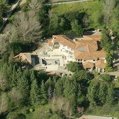The Kardashian-Jenner House (Bing Maps)