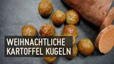 Weihnachtliche Kartoffel Kugeln – Paleo360.de