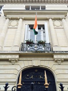 Charles Floquet | once the residence of Col & Mme Jacques Balsan (Consuelo Vanderbilt) now the Paris residence of India's Ambassador