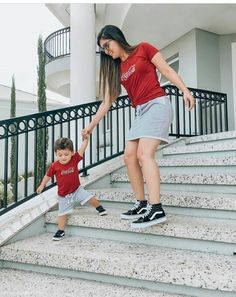 Mother Son Matching Outfits, Mom And Son Outfits, Baby Outfits, Kids Outfits, Cute Outfits, Baby Boy Fashion, Kids Fashion, Cute Babies Photography, Mother Daughter Fashion