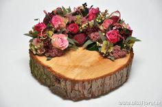 #Workshop #Boomschijf, we hebben er zin in! | Floral Blog | Bloemen, Workshops en Arrangementen | www.bissfloral.nl