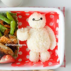Baymax Bento - Little Miss Bento
