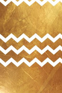 gold chevrons iphone wallpaper