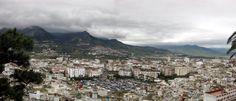 Vista panorámica del Ensanche español de Tetuán, Carlos Cuerda