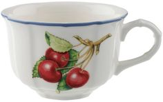 - The Cottage Tea Cup 6 oz. is part of Villeroy and Boch's Cottage pattern.The Cottage Collection by Villeroy and Boch is a fine china pattern, part of the country .