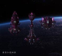 ArtStation - Chaotics Concepts — BEYOND THE STARS, Yury Krylou