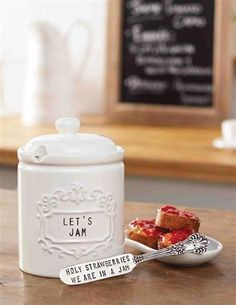 LET'S JAM JAR SET
