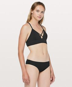 60edffe2c2343 Lululemon Free To Be Bra  Long Line Online Only
