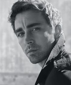 Lee Pace. I want to marry him.