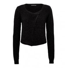 Sierra Metallic Knit Jacket