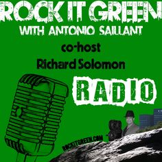 Welcome to our YouTube Rock It Green Radio Series about having a simple Conversation about Sustainability with the most brilliant people in the world