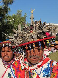 Huichol Indians