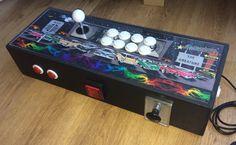 DIY Pinball USB Arcade controller. (Creature from the black lagoon pinball) #pinball #arcade #creaturefromtheblacklagoon #pinball #cftbl