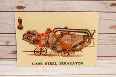 A personal favorite from my Etsy shop https://www.etsy.com/listing/287484489/vintage-case-steel-separator-tin