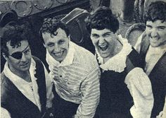 SIXTIES BEAT: Johnny Kidd And The Pirates