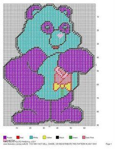 CARE BEAR COUSINS - POLITE PANDA 2/2