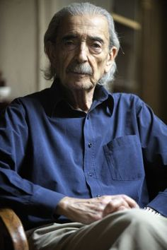 Juan Gelman -   Argentine poet. He published more than twenty books of poetry between 1956 and his death in early 2014. He was a naturalized citizen of Mexico, country where he arrived as a political exile of the Military Junta.