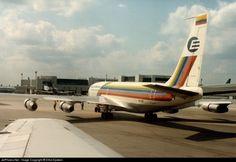 High quality photo of HC-AZP (CN: 18036) Ecuatoriana de Aviación Boeing 720-023B by Elliot Epstein