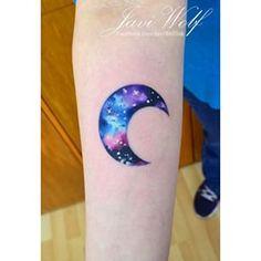 galaxy small tattoo - Google Search