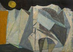 Cliff by Wilhelmina Barns-Graham
