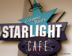Guest Review of Cosmic Ray's Starlight Cafe in the Magic Kingdom! #DisneyFood