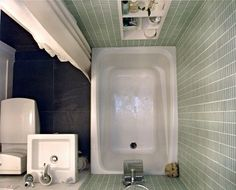 Would You Want a Tiny Bathtub in Your Tiny House?