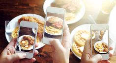 Is It Ok To Photograph Your Meal?