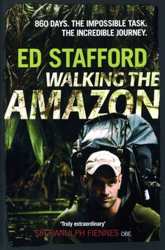 On his grueling 860-day, 4,000-plus mile journey, Stafford witnessed the devastation of deforestation firsthand, the pressure on tribes due to loss of habitats as well as nature in its true-raw form.