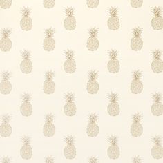 Pineapple Print Pewt