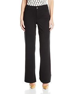 Riders by Lee Indigo Women's Ponte Knit Pant *** You can get more details by clicking on the image.