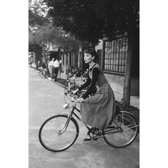 Audrey Hepburn by Mark Shaw