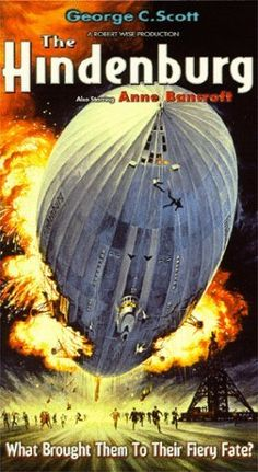 The Hindenburg ... 70's disaster movies!