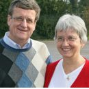Missionaries Peter and Sally Maclure -England