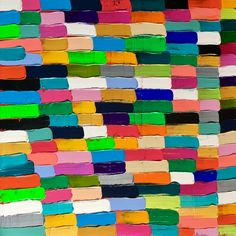 Coloured brick thingys | DegreeArt.com The Original Online Art Gallery