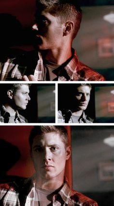 Dean Winchester ♥◡♥ #Dean #hottie #red