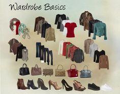 """""""wardrobe basics"""" by cchoaglund on Polyvore"""