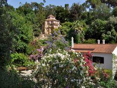Parque Natural da Serra de Monchique. Algarve