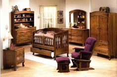 Gentil Rustic Baby Furniture | ...   Finding The Perfect Baby Nursery Furniture  For Your
