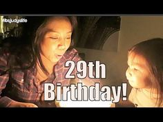 My 29th Birthday! - February 02, 2015 -  ItsJudysLife Vlogs