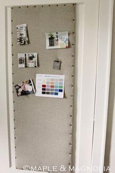let's make a pin board | Maple and Magnolia