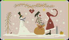 *Snowman & Santa* free